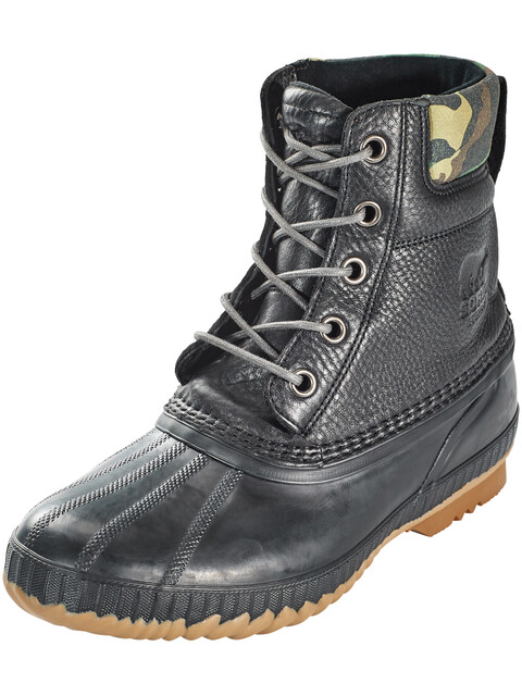 Sorel Cheyanne II Premium Boots Men Black/Alpine Tundra